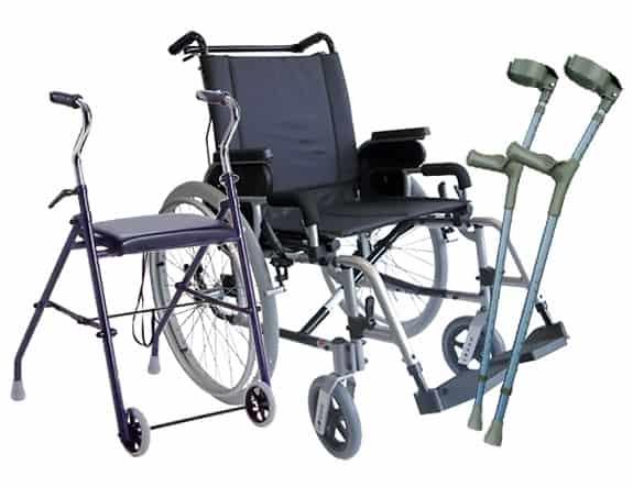 Vendita e noleggio attrezzature ortopediche sanitarie Milano